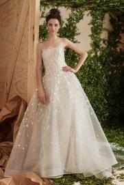 vestidos-novia-palabra-honor-2017-Carolina-Herrera-modelo-Amelie